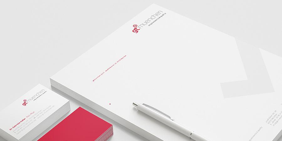Gt Muenchen Gmbh Logo Entwicklung Einwerk Werkstatt Für